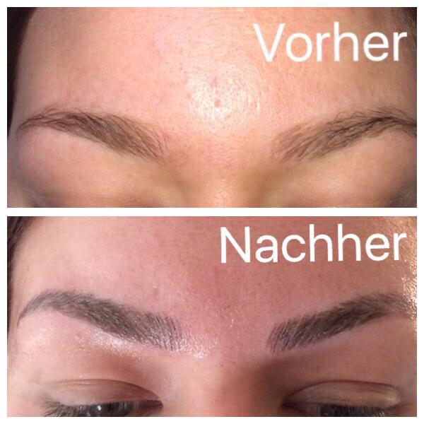 Microblading - LD Beauty Cosmetics St.Gallen Teufen